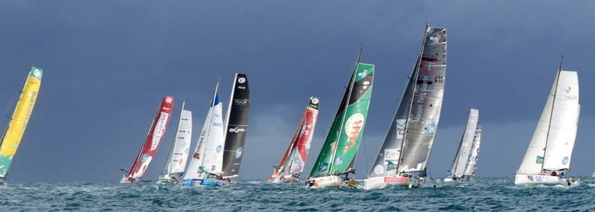 The Route du Rhum ocean race