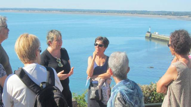 Guided tour of Cancale