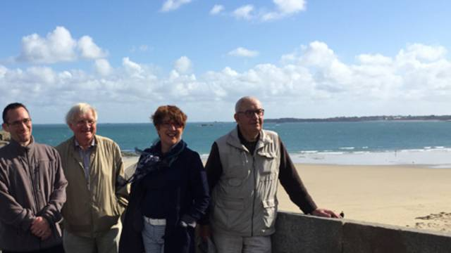Greeters of Saint-Malo