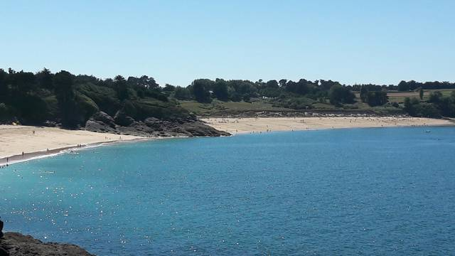 The beaches of Saint-Coulomb
