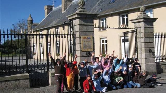 Youth hostels and group accommodation in Saint-Malo