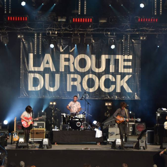 Fort stage- Route du Rock